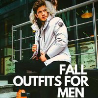 FALL OUTFITS FOR MEN | CASUAL WEAR FOR TRENDY MEN