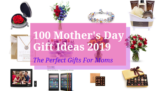 Mother's Day Gifts Ideas From Amazon – Last Minute Great Buys