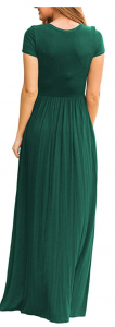 Color: Dark Green