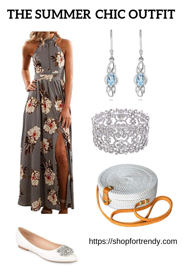 summer dresses outfit ideas
