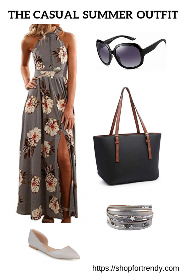 CASUAL SUMMER OUTFITS AT SHOPFORTRENDY