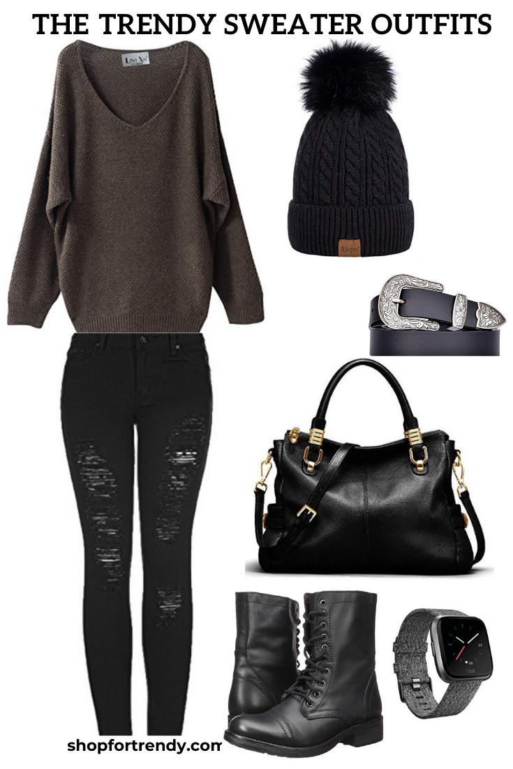 Sweater Outfits Fall and Winter