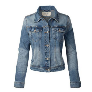 DENIM JACKETS_Fall Outfits Ideas For Women - The Fashionista Trends