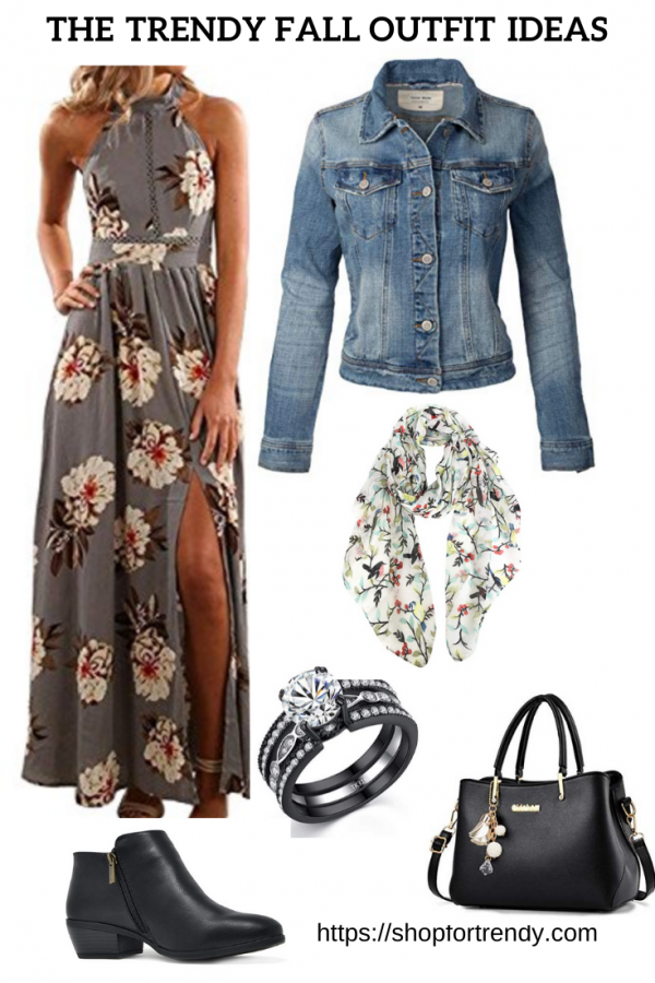 THE FALL OUTFITS IDEAS FOR WOMEN