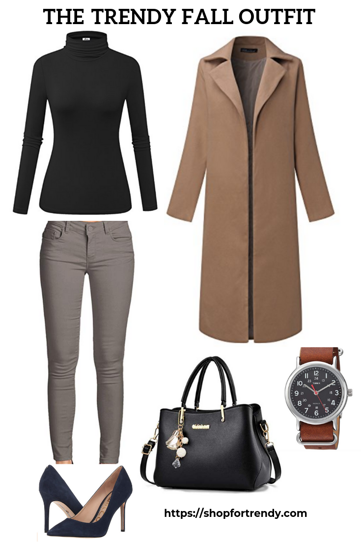 Fall Outfits Ideas For Women - The Fashionista Trends