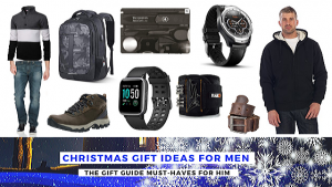 Gift Ideas For Men – The Gift Guide Must-Haves For Him