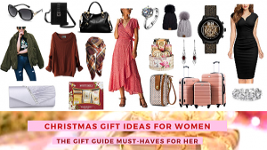 Gift Ideas For Women – The Gift Guide Must-Haves