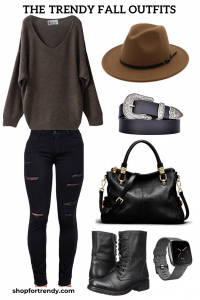Trendy Fall Outfit