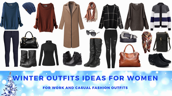 Winter Outfits Ideas For Women